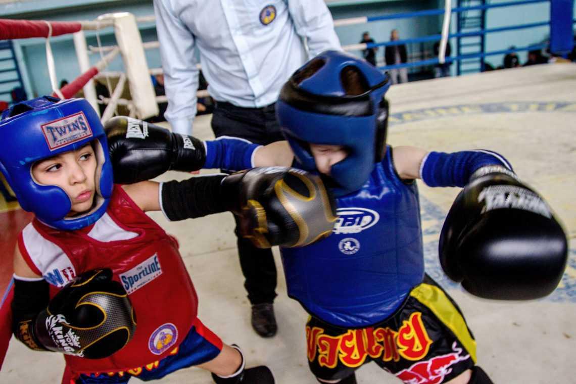RDX Kids Headgear Children Boxing Gloves 6oz Training Head Guard MMA Helmet US