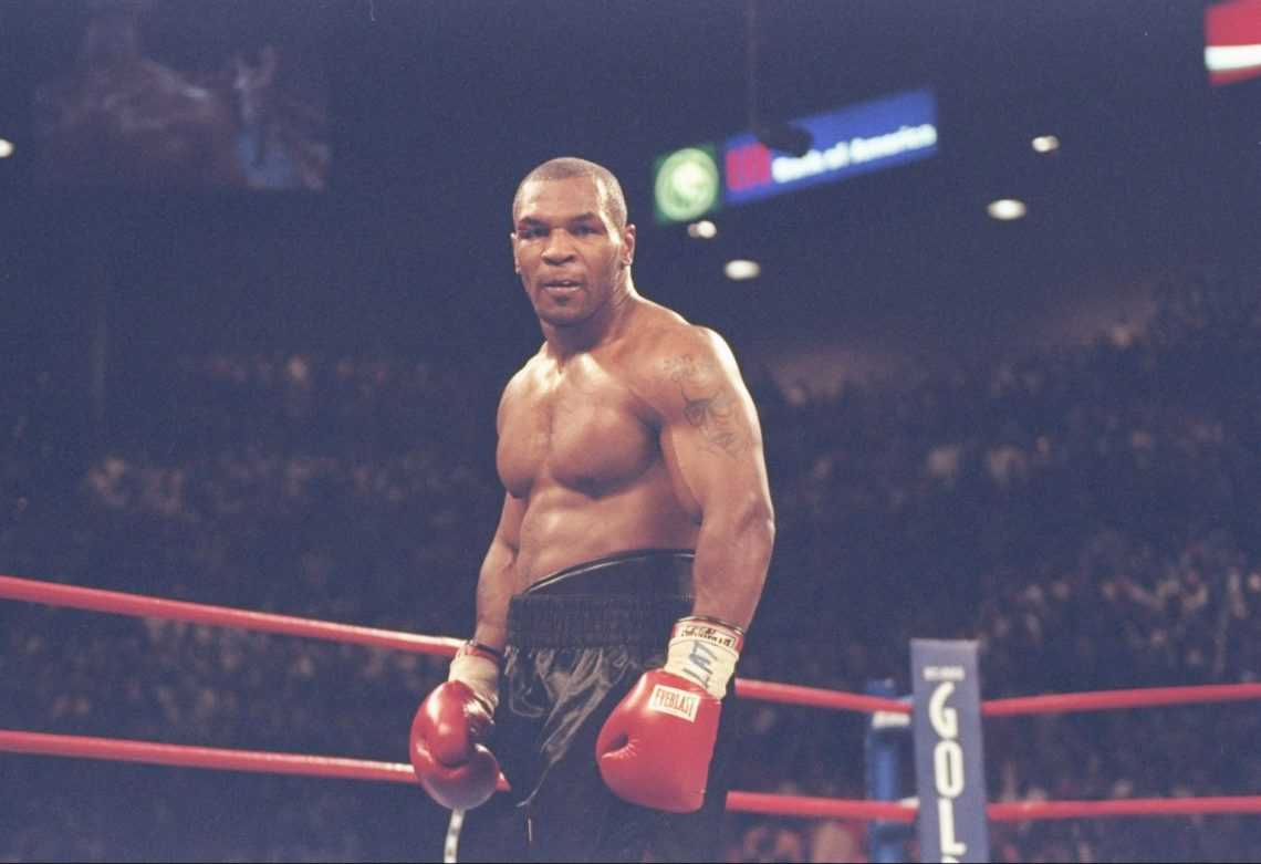 Mike Tyson Workout, the Training Routine of the Baddest Man